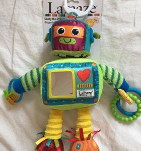 Новая игрушка робот Lamaze