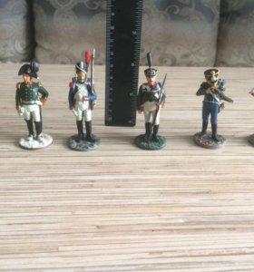 Фигурки из серии «Наполеоновские войны»