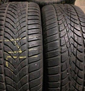 Зимние шины r18 235 50 18 Dunlop 4D
