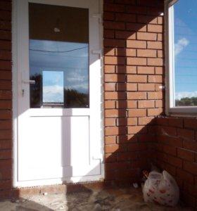 Окна и двери ПВХ, алюминиевые конструкции