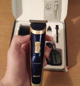 Машинка Gemei для стрижки волос/бороды
