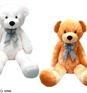 Мягкая игрушка большой плюшевый Медведь
