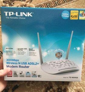 Продам Modem Router TP-LINK