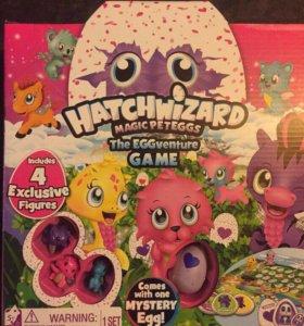 Настольная игра Hatchimals EGGventure Game