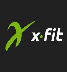 Абонемент X-fit Олимп