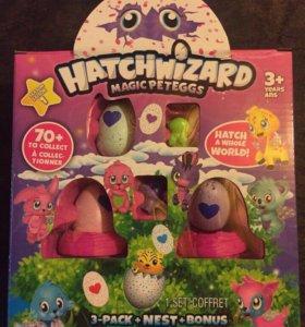 Игрушки Hatchwizard