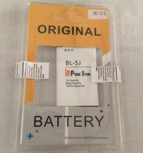 Батарейка на Nokia lumia 435