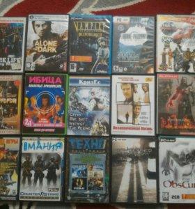 DVD диски музыка игры софт
