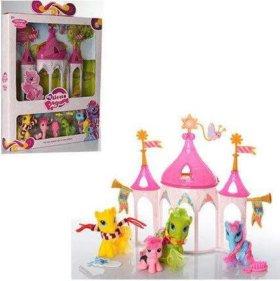 Детский игровой набор Замок My Little Pegasus