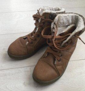 Ботинки женские 39 р