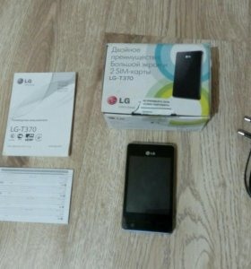 Продам телефон LG T370 как новый