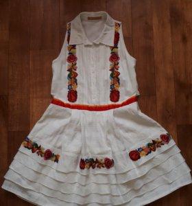 Летнее платье Isabel Garcia Италия