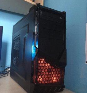 Отличный игровой ПК. Intel Xeon 3450.