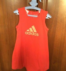 Платье adidas оригинал новое