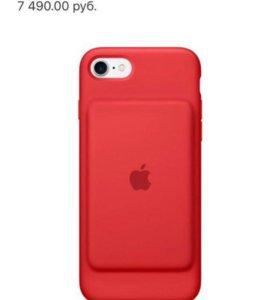 Smart Battery Case для iPhone 7