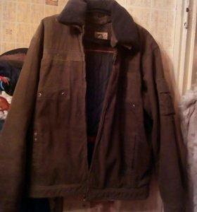 Куртка мужская вельветовая