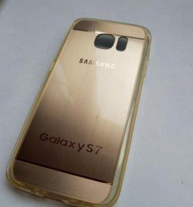 Бампер для Samsung galaxy s7