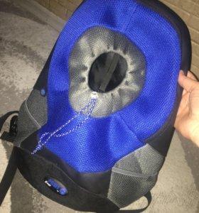 Рюкзак для переноски собак