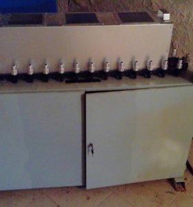 Установка для производства пэт бутылок
