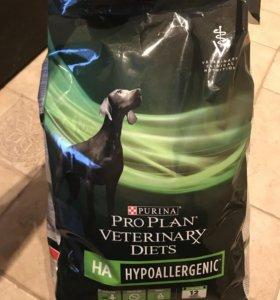 Продам корм Purina hypoallergenic