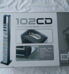 Подставка новая под 102 CD