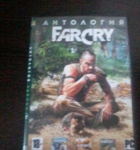 Игра на PC Far cry 1,2,3