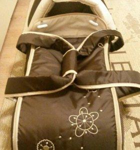 Новая сумка-переноска для новорожденных