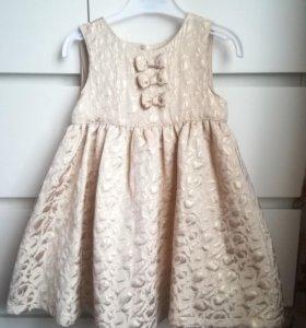 Платье mothercare 92 размера