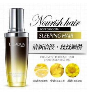 Увлажняющая сыворотка для волос с эфирным маслом