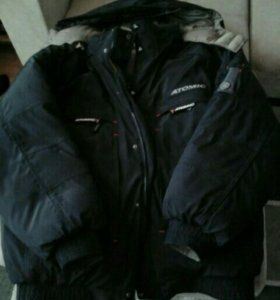 Мужская двухсторонняя куртка.