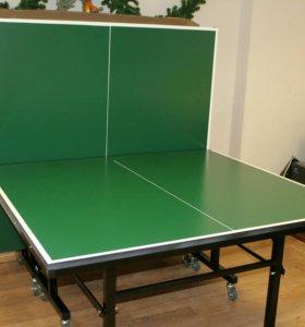 Теннисный стол усиленный, столешница 25 мм