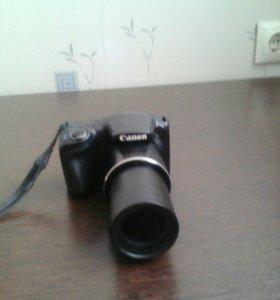 Canon SX410IS Оптический Zoom 40x, 20мп