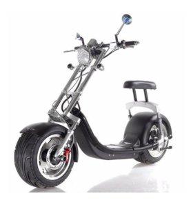 Электроскутер Harley Premium