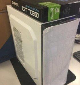 Игровой Intel Core i5 3330 c новым комплектующим