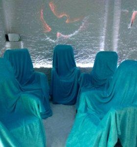 Соляная пещера Вита Бриз