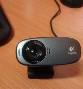 Web-камера Logitech C310