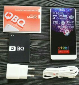 Смартфон BQ MAGIC 5070