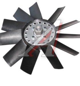 Вентилятор с муфтой Газ Ямз 5344