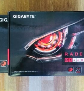 Gigabyte Radeon RX 460 2GB