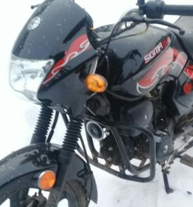 Мотоцикл Сигма Спорт+2 мотокаски