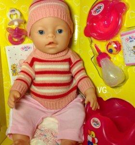 Кукла Baby Born (Doll)