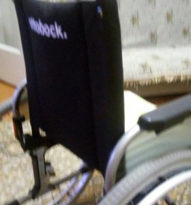 Коляска инвалидная в упаковке