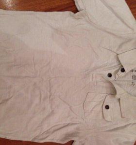 Рубашки- поло