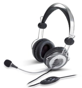 Наушники genius HS-04SU с микрофоном
