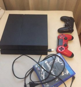 PlayStation 4 1 tb