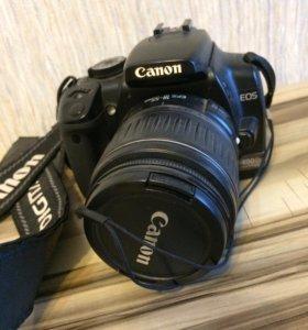 Зеркальный фотоаппарат Canon400d
