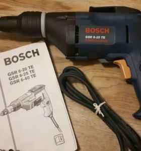 Bosch GSR 6-25 TEновый шуруповерт