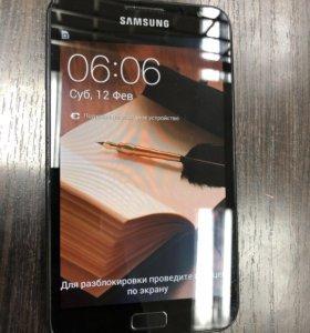 Смартфон Samsung Galaxy Note GT-N7000