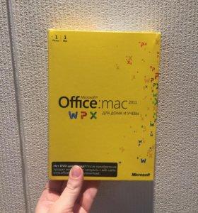 Office: mac 2011 для дома и учебы