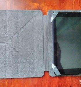 Планшет Digma Plane 7.71 3G (чёрный) + чехол